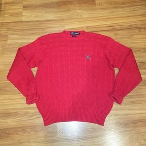 Ralph Lauren Polo Golf Cable Knit Sweater